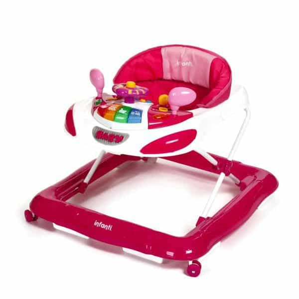 הליכון לתינוק ישיבה ודחיפה דגם אייקון פלוס Icon Plus