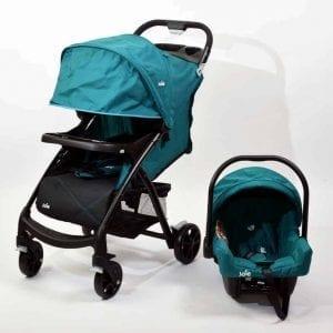 עגלה לתינוק מדגם מיוז טרוול סיסטם Muze Travel System מבית המותג ג'ואי JOIE