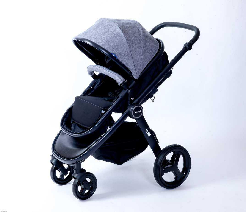 עגלת תינוק חצי משולבת מדגם וויב Vibe מבית המותג אינפנטי infanti