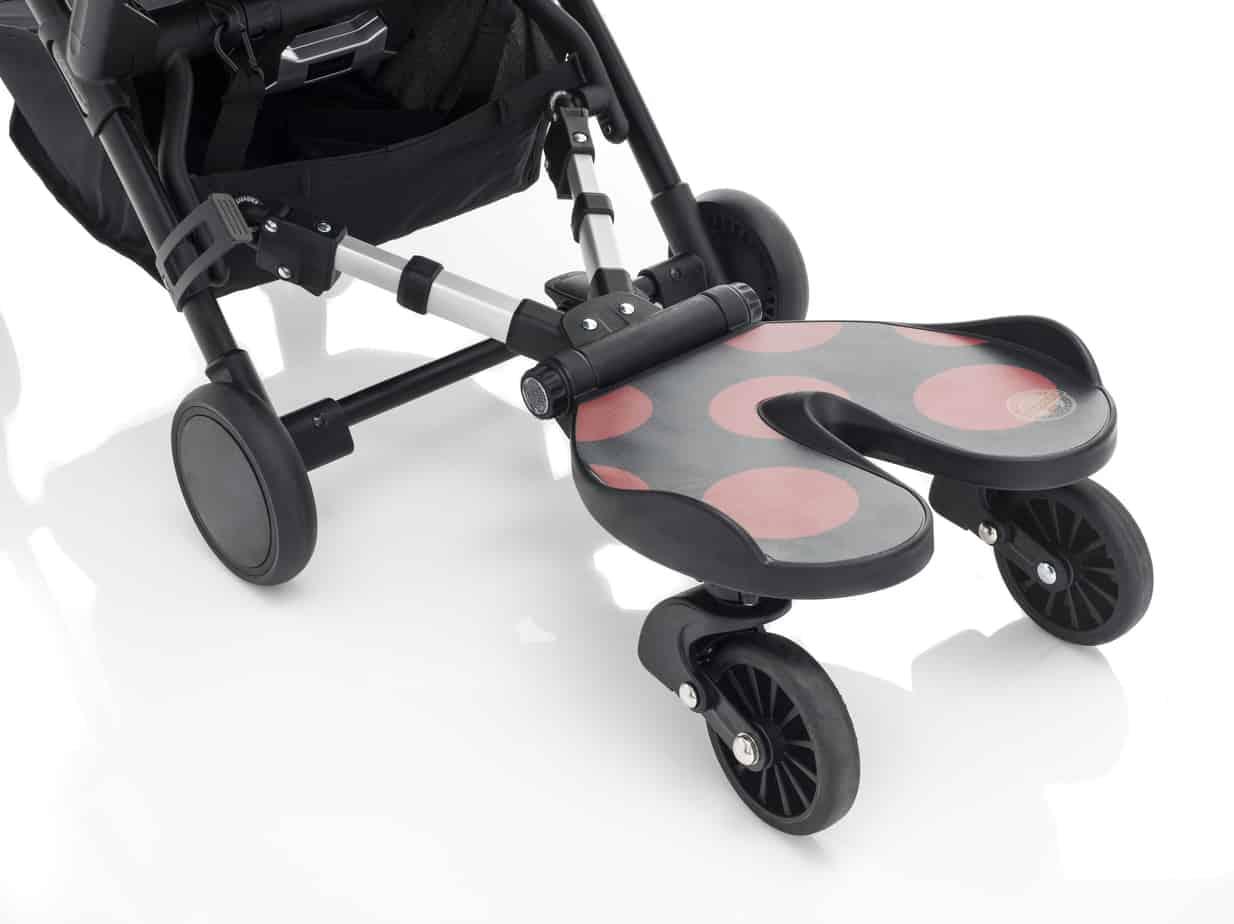 טרמפיסט לעגלה לתינוק מדגם קונקט מבית המותג באמפרידר