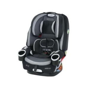 כיסא בטיחות גרקו - דלוקס 4EVER DLX - שחור אפור Graco