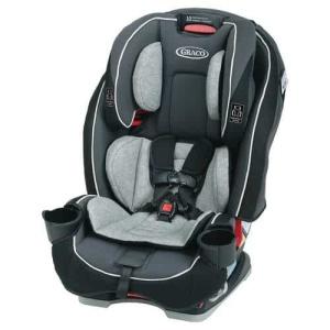 כסא בטיחות SlimFit 3 in 1 אפור שחור Darcie Graco