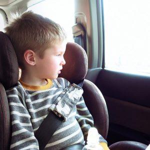 האם כיסא בטיחות אחרי תאונה כשיר לשימוש
