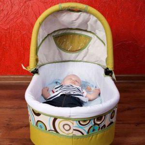 אמבטיה לעגלת תינוק