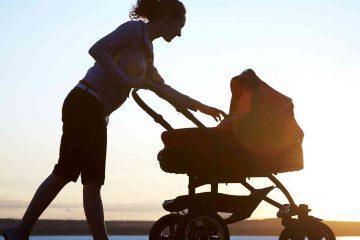 איך לבחור עגלה לתינוק?